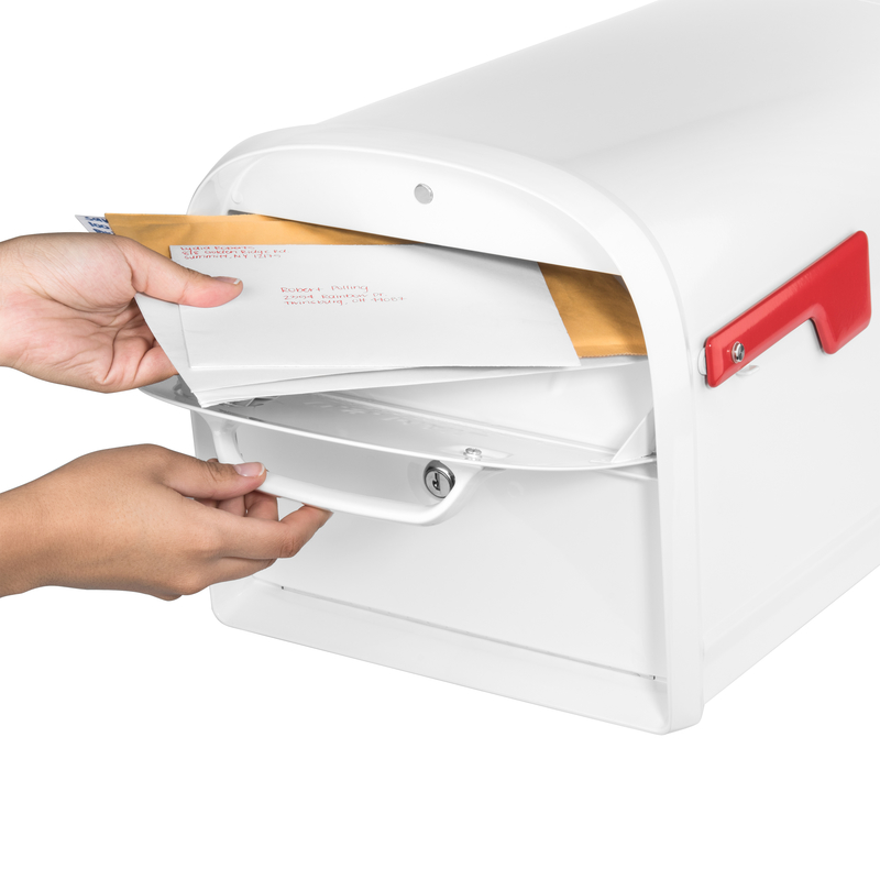 Oasis Pm Dbldr Mailbox W