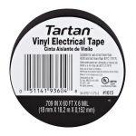 3M Tartan ビニール製電気工事用テープ (1615) / TAPE ELECTRIC 3/4X60' GP