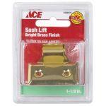 Ace 国際規格フック式サッシリフト (01-3825-101) / SASH LIFT HOOK 1-1/2 BB
