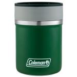 Coleman Lounger ステンレススティール製真空断熱缶/ボトル用ホルダー ヘリテージグリーン (2010852) /  COOZIE INSULATED SS GRN