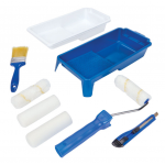 Home Plus ペイントローラー8点キット (DR64413-2) / PAINTNG KIT 8PC