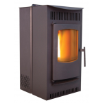 Castle Serenity ウッドペレット式暖炉 (12327) / SERENITY WD PELLET STOVE