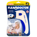 Flea Doctor ノミ除去コーム (13508-6) / FLEA COMB WHITE