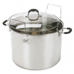 Ball Collection Elite 煮沸鍋 2個セット (1440010740) / WATERBATH CANNER SS 21QT