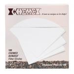 Chemex 10カップ用コーヒーフィルター 100枚入