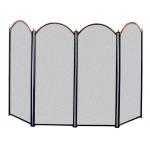 Panacea 暖炉用スクリーン (15106) / FP SCREEN ANTIQUE BRASS