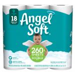 Angel Soft トイレットペーパー 9ロール 5パック  (77171) / ANGEL SOFT TP 9 DBL ROLLAngel Soft トイレットペーパー 9ロール 5パック  (77171) / ANGEL SOFT TP 9 DBL ROLL