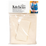 Fox Run Kitchens クロスセット(4176) / CLOTH PASTRY+ROLLING PIN