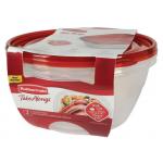 Rubbermaid 食物保存コンテナ (2086745) / TAKEALONG 15.7C BOWL 2PK