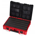 Milwaukee PACKOUT プラスティック製ツールケース ( 48-22-8450) / PACKOUT TLCASE W/FM INS