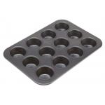 Chicago 金属製マフィンパン (17712) / PAN MUFFIN 12-CUP NSTICK