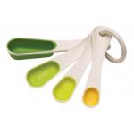 Chef'n SleekStor 積み重ね収納スプーン4点セット (102-251-121) / SPOONS NESTING SET4