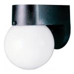 Westinghouse 白熱灯ライト(66803) / FIXT EXT 1L-WH/BLK6X7.25