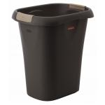 Rubbermaid 蓋なしゴミ箱 6個セット (FG5L6100BLA) / WASTEBASKET OPEN 21QTBLK