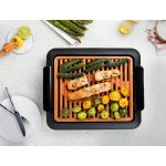 """Gotham Steel As Seen on TV 屋内用スモークレスグリル (1618) / GRILL SMOKELESS 16X14"""""""