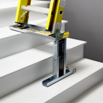 "Ideal Security Ladder-Aide ラダーレベラー ( LAP1) / LADER LEVELER STEEL 22""L"