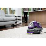 Bissell SpotBot Pet バッグレスカーペットクリーナー パープル (2114) / SPOTBOT CARPET CLEANER