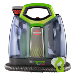 Bissell Little Green ProHeat バッグレスカーペットクリーナー (2513G) / LITTL GRN CARPET CLEANER