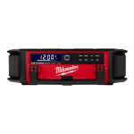 Milwaukee M18 PACKOUT ワイヤレスBluetooth式耐候性ラジオ&充電器 (2950-20) / M18 PACKOUT RADIO+CHRGR