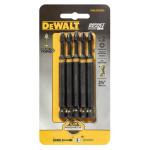 """DeWalt Impact Ready スクリュードライバービット5本入 (DWA3PH2IR5) / IMPACT DRV BIT#2X3.5""""5PC"""