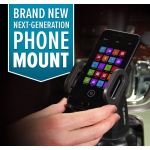 Cup Call As Seen on TV カップホルダー取付式スマートフォンホルダー (13942-6) / CUP CALL CELL PHON HOLDR