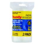 "Purdy White Dove ミニペイントローラーカバー 2個入 (140624010) / ROLLER 4.5""JUMBO WD 1/4"""
