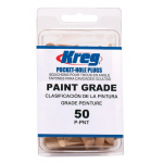 Kreg ペイントグレードウッドプラグ50個入 ( P-PNT) / PAINT GRADE PLUGS 50 CT