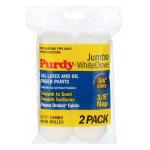 "Purdy White Dove ミニペイントローラーカバー 2個入 (14G624012) / ROLLER4.5""JUMBO WD3/8PK2"