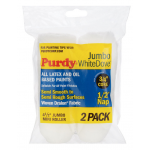"Purdy White Dove ミニペイントローラーカバー 2個入 (14G624013) / ROLLER4.5""JUMBO WD1/2PK2"