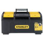 "Stanley プラスティック製ツールボックス (STST19410) / TOOL BOX AUTO LATCH 19"""