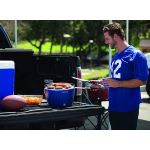 Grill Time Tailgater GT チャコールグリル 12.5インチ ブルー (UPG-B-13) /  GRILL TAILGATER GT 12.5