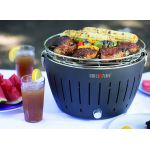 Grill Time Tailgater GT チャコールグリル 12.5インチ グレー ( UPG-G-13) /  GRILL TAILGATER GRY 12.5