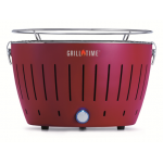 Grill Time Tailgater GT チャコールグリル 12.5インチ レッド ( UPG-R-13) /  GRILL TAILGATER RED 12.5