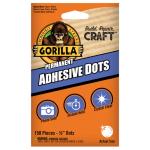 Gorilla 強力接着ドット 150個入 (104905) / ADHESIVE DOTS 150PC