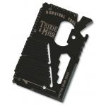 Trixie and Milo 財布用サバイバルマルチツール (TOOL-SURVL) / WALLET MULTI-TOOL SURIVL