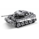 Fascinations Metal Earth ティーガーI 重戦車 3Dモデルキット ( MMS203) / MODEL KT 3D TIGER I TANK