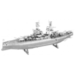 Fascinations Metal Earth USS アリゾナ(戦艦) 3Dモデルキット ( MMS097) / MODEL KIT 3D USS ARIZONA