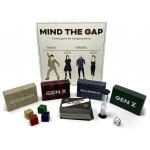SolidRoots Mind The Gap 世代別トリビアボードゲーム (00046) / GENRTNL TRIVA BOARD GAME