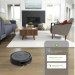 iRobot Roomba ロボットバキュームクリーナー グレー (I355020) / RBTIC VCUM CLNR GRY 1.8A
