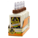 Gorilla 超強力木工接着剤 4オンス6個セット (104397) / WOOD GLUE LIQUID 4 OZ
