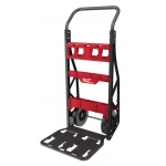 """Milwaukee PACKOUT 折り畳み式2ホイール付カート (48-22-8415) / PACKOUT 2WHEEL CART 20""""W"""