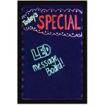 """Hillman LED式メッセージボード 2枚セット (90000) / LED MESSAGE BOARD 16X24"""""""