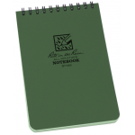 """Rite in the Rain 耐候性ノートブック 12個セット (946) / NOTEBOOK GREEN 4X6"""""""