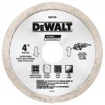 """DeWalt High Performance ダイヤモンド製タイルブレード (DW4790) / TILE BLADE DIAMND 4X5/8"""""""