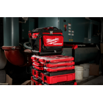 """Milwaukee PACKOUT 6ポケット付クーラー (48-22-8302) / PACKOUT COOLR 15.75""""6PKT"""