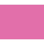 "Hillman ブランクサイン ピンク 6枚セット (843440) / SIGN BLANK PNK 15X19"""