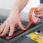 "The Original Super Glue Corporation  Super Strong マウントテープ 6個セット (11710506) / MOUNTING TAPE 0.75X98"""