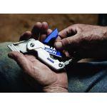 Irwin FK250 Folding ロック付万能ナイフ (1858320) / FOLD UTILITY KNIFEW/BIT