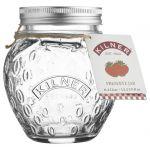 Kilner Strawberry 保存ジャー レギュラーマウス ( 0025.582U) / PRSV JAR STRAWBRY 13.5OZ
