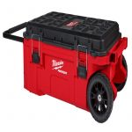 """Milwaukee PACKOUT ローリングツールチェスト (48-22-8428) / TOOL CHEST ROLLING 24""""L"""